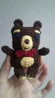 Teddy bear by mrtweely