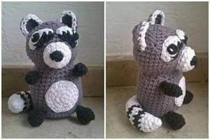 Raccoon by mrtweely
