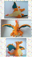 Charizard by mrtweely