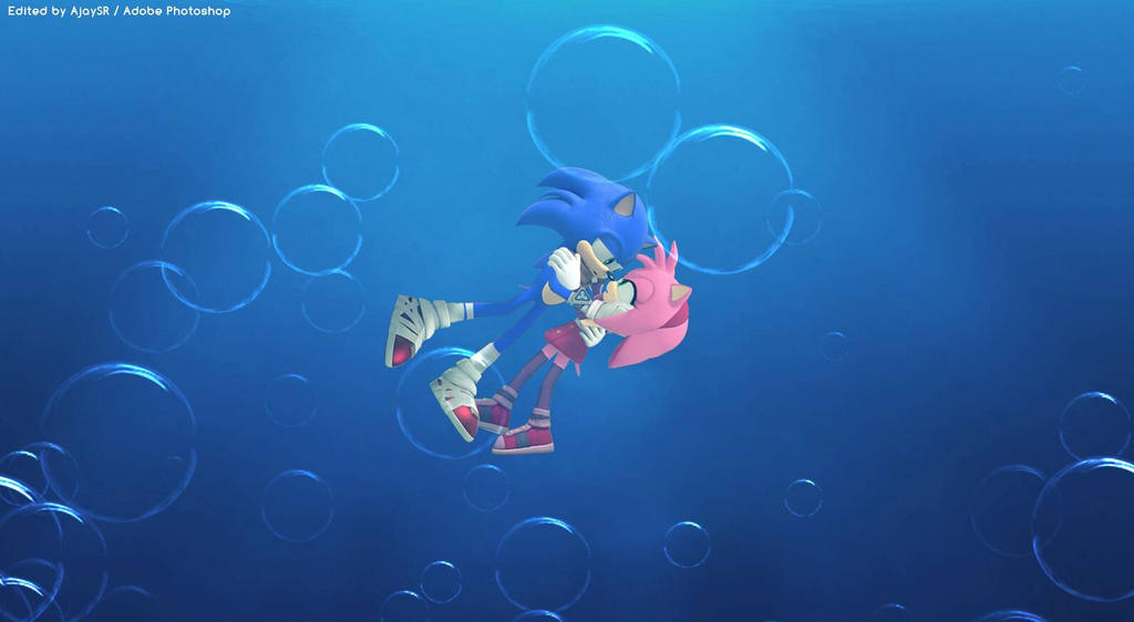 Underwater Sonamy Boom V 1 By Ajaysr On Deviantart