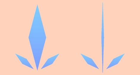 Forehead Marks Yggdrasil 02 by DemonicClone