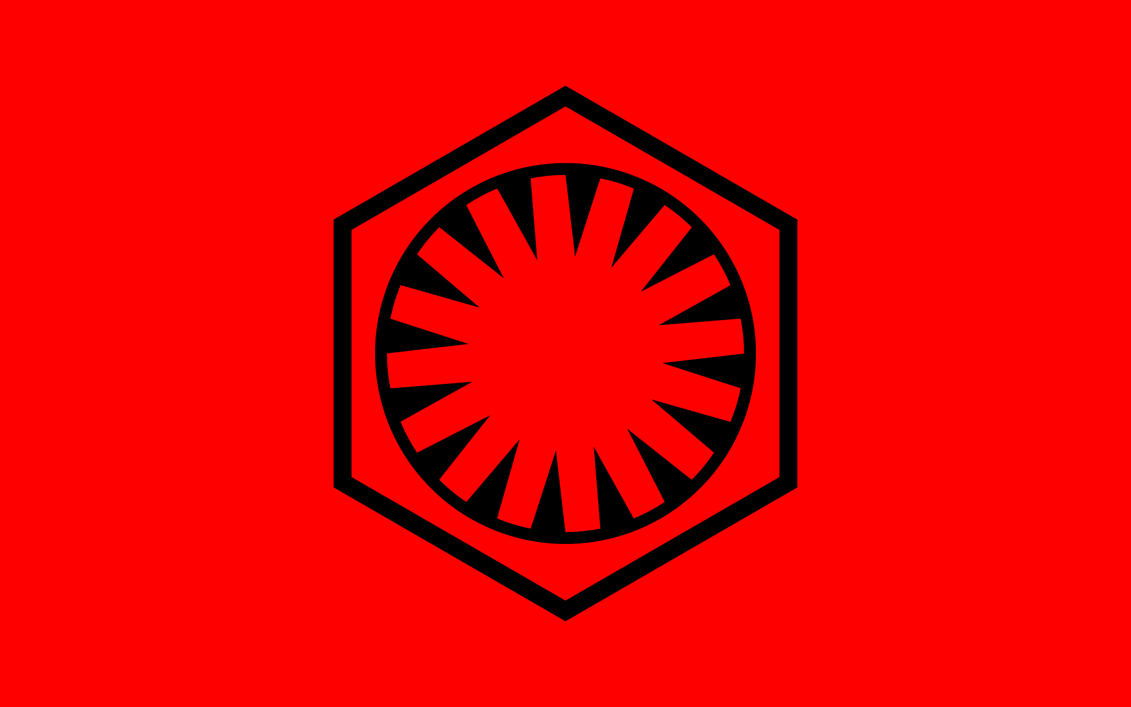 star wars Neo Empirial flag by DemonicClone