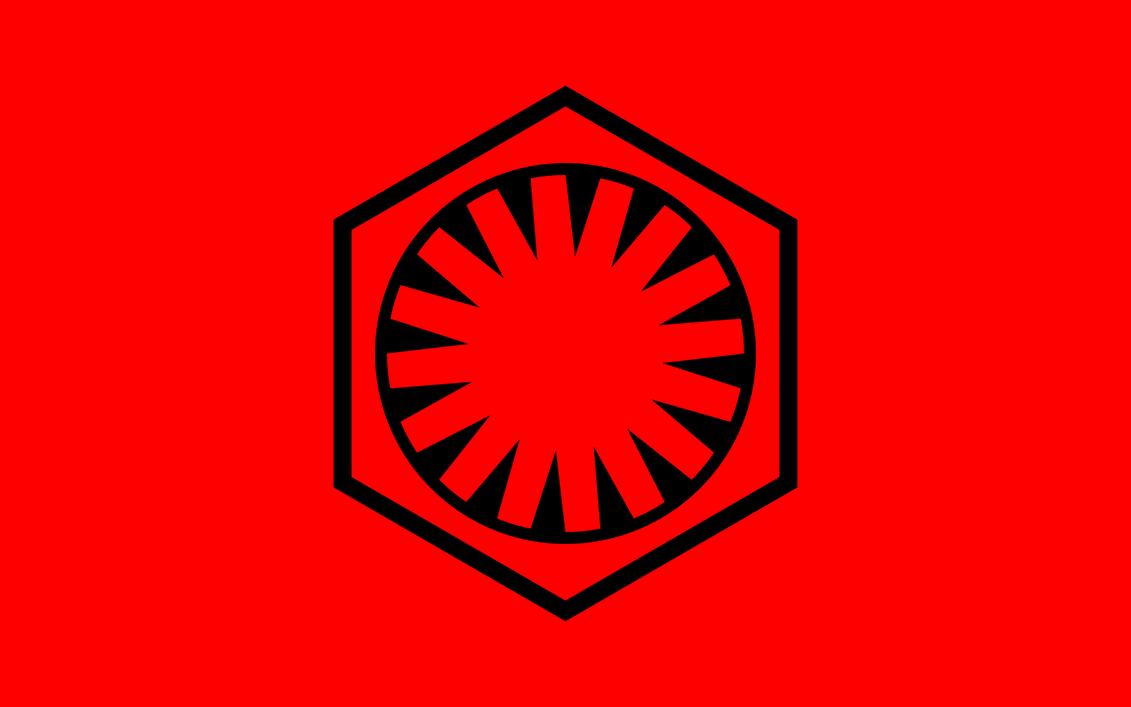 star wars Neo Empirial flag by DemonicClone