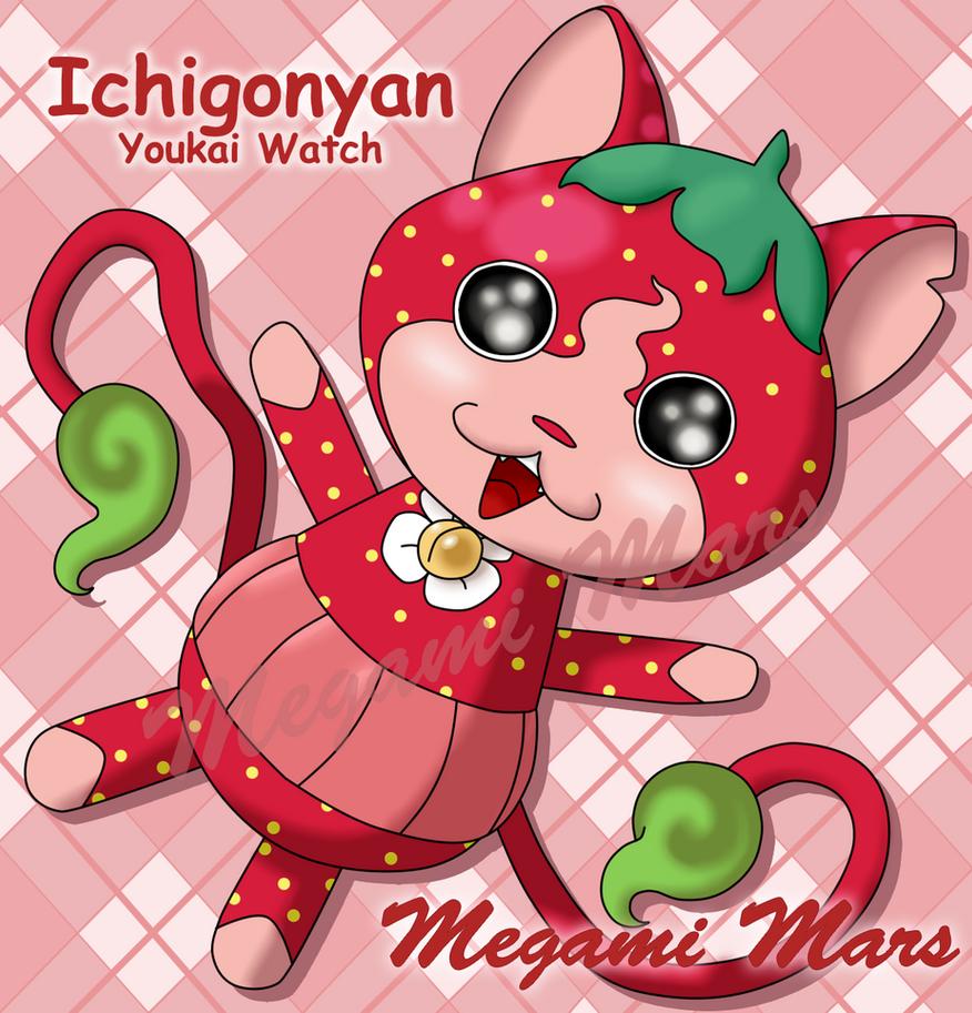 Ichigonyan by MegamiMars