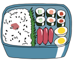 bento box (digital) by soren15