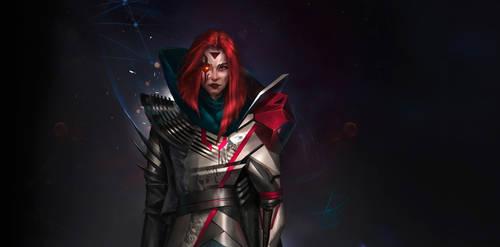cyberpunk FINAL by ViktoriiaVovchuk workplace by VikiGrafika