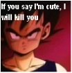 Vegeta is CUTE by Vegeta-Fan-Ultimate