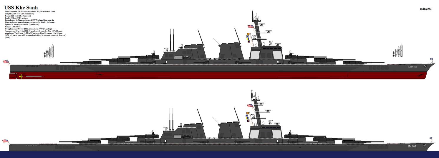 Cruiser, USS Khe Sanh by BeBop953 on DeviantArt