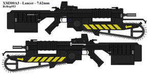 XM300A3 - Lancer