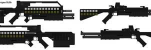 XM300A3 Shotgun Rifle