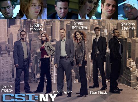 CSI: NY by Machii-csi