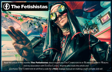 The Fetishistas Article by catastacharisma