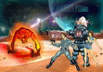 Forbidden planet 5 by SBuz