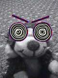 monkey of evil by SiteTheWhiteMoonWolf