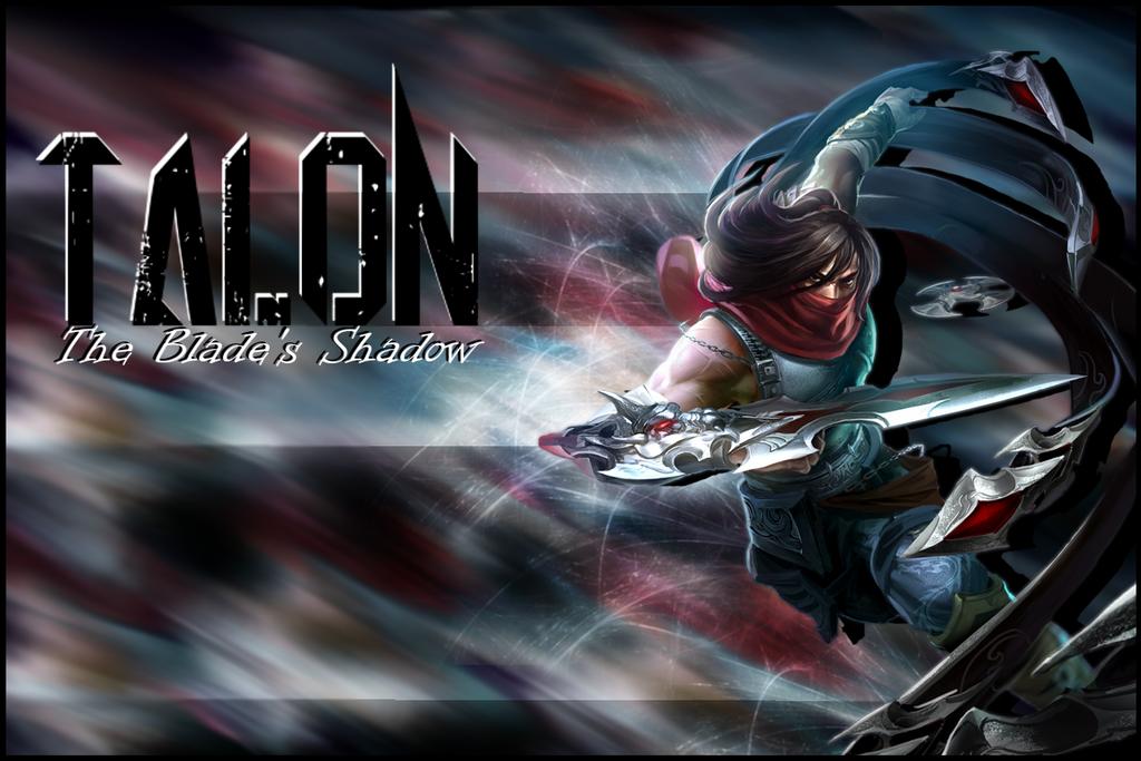 Shaco Build S7: LEAUGE OF LEGENDS HEROS: Talon