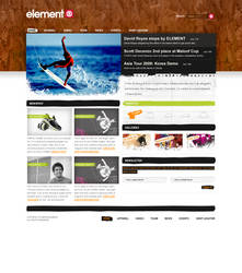 Element SURF by Svendsen