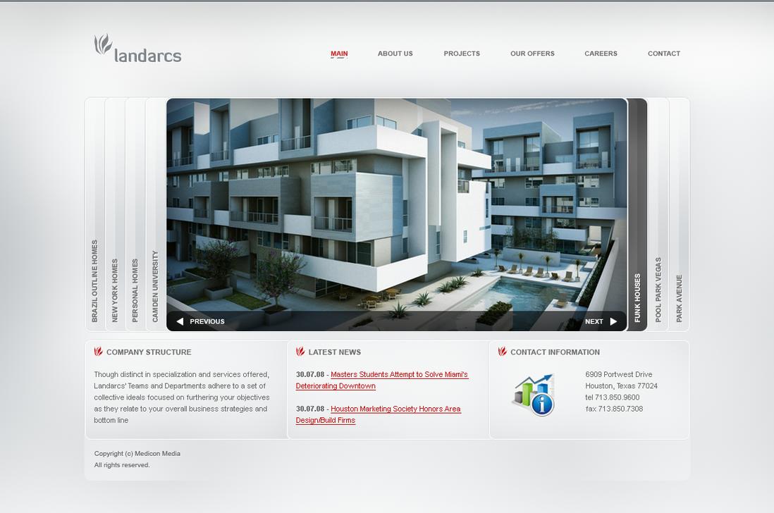 Landarcs Architect firm by Svendsen