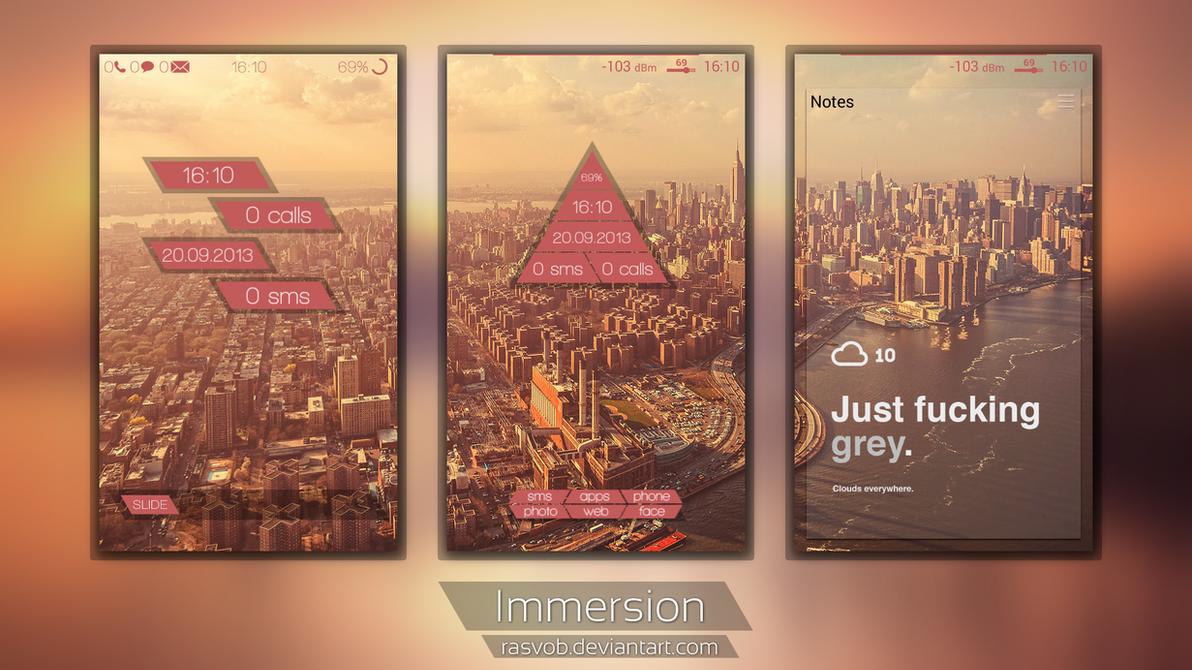 Immersion by Rasvob