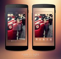Fade to light