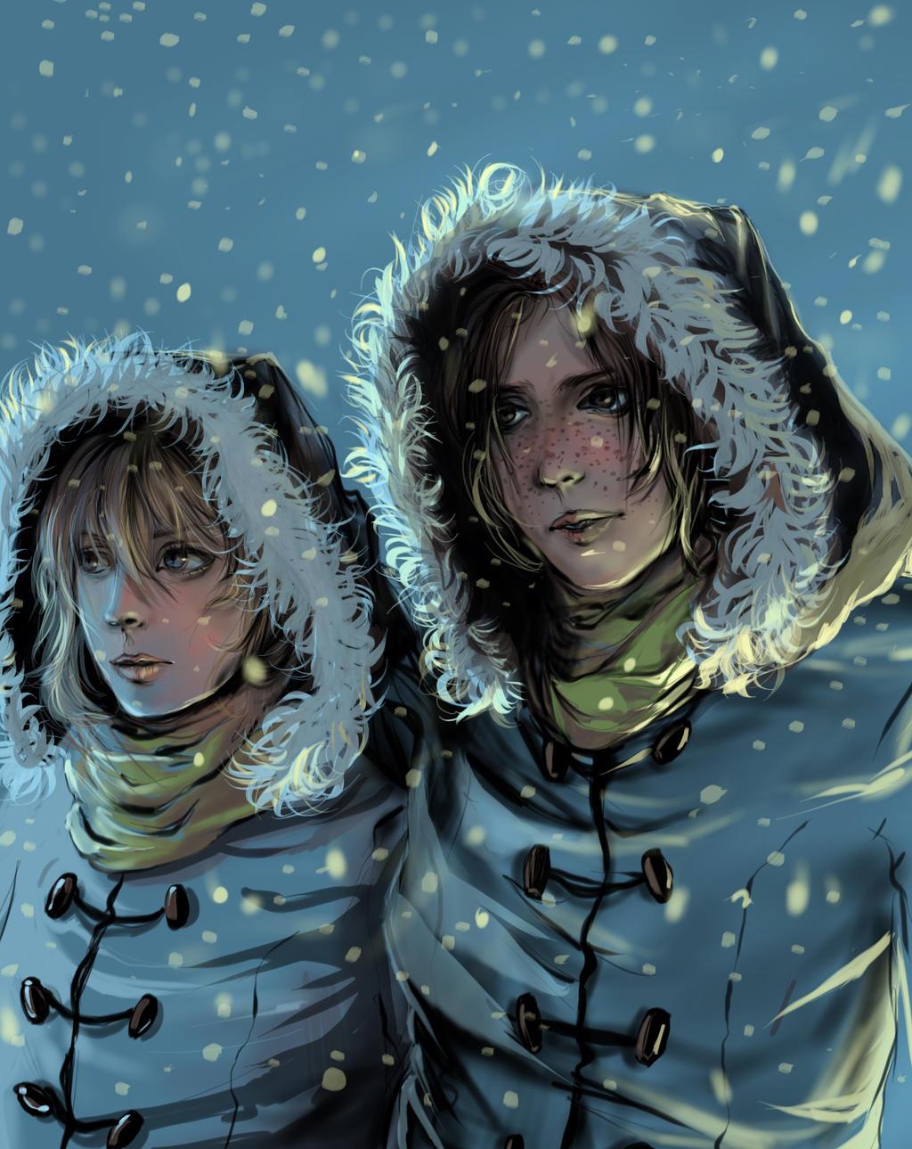 Snowfall by colgatetotal97