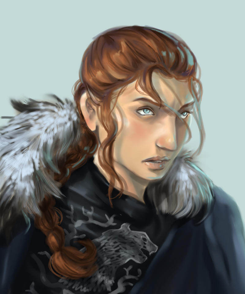 Sansa by colgatetotal97