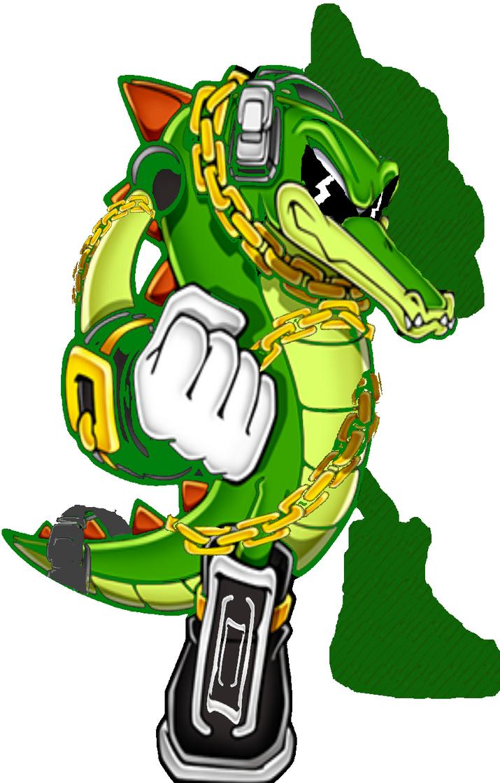 sonic riders: vector by hellofahedgehog