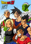 Dragon Ball Characters Test