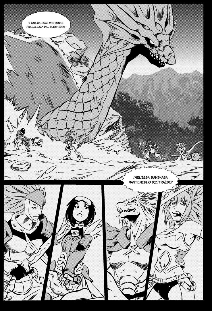 Comic Monster Hunter: Monster girls on tour Guild_adventure_promo_2_by_kukuruyosechs-d5dix77