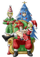 Guild Adventure Christmas party