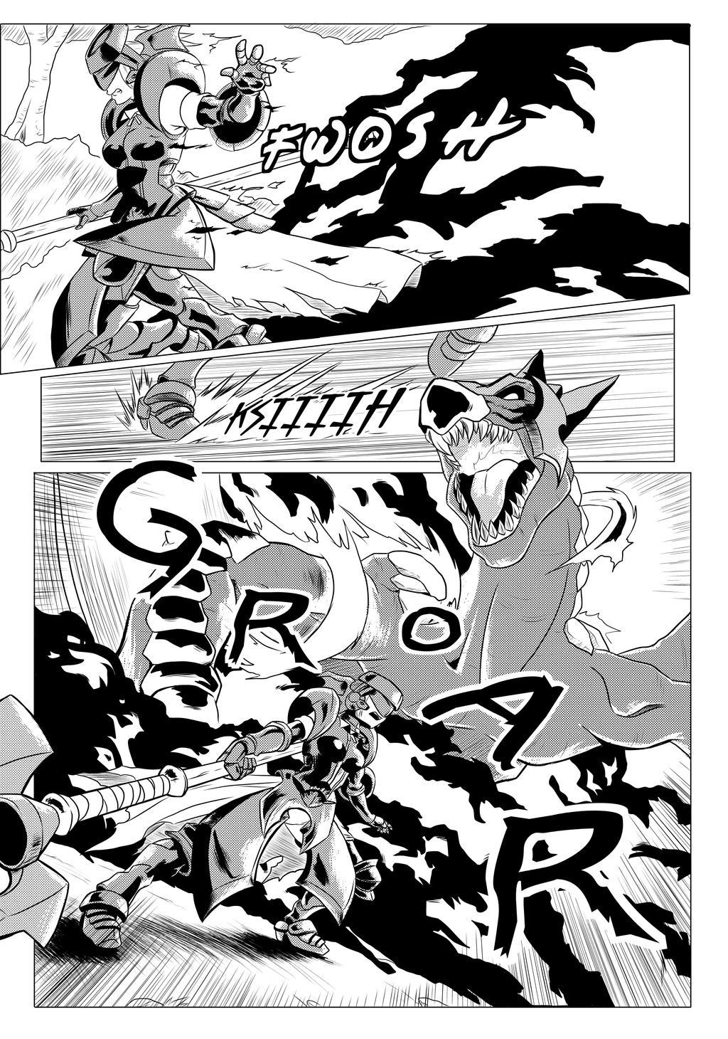 Guild Adventure promo 5 by KukuruyoArt