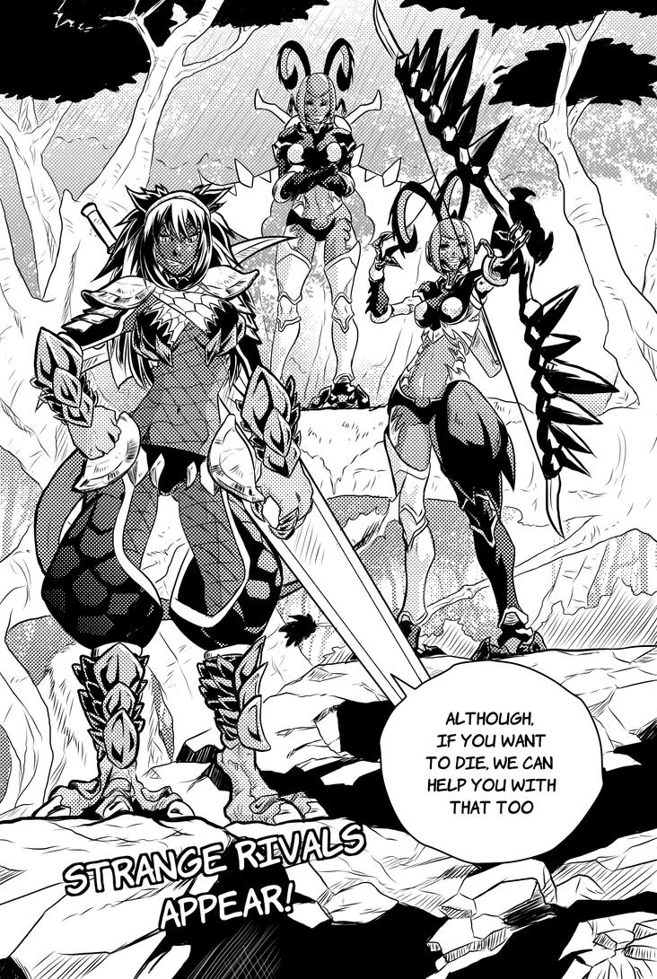 Guild Adventure promo 6 by KukuruyoArt