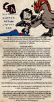 Guild adventure Monster design contest 2014 by KukuruyoArt