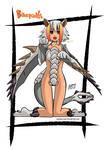 Female version: Barioth