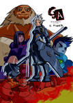 Guild adventure chapter 11 cover