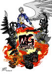 Monster girls: on Tour cover by KukuruyoArt