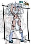 Kirin Monster girl