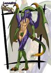 Lunastra Monster girl