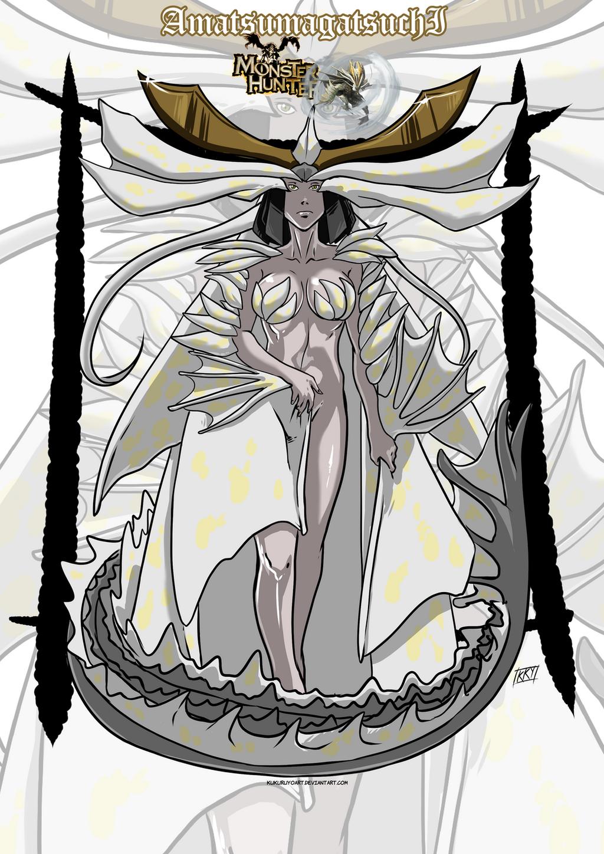 Versiones femeninas de Monstruos - Página 4 Amatsumagatsuchi_monster_girl_by_kukuruyoart-d849waw