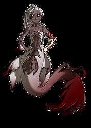 Commission: Mermaid 2 by KukuruyoArt