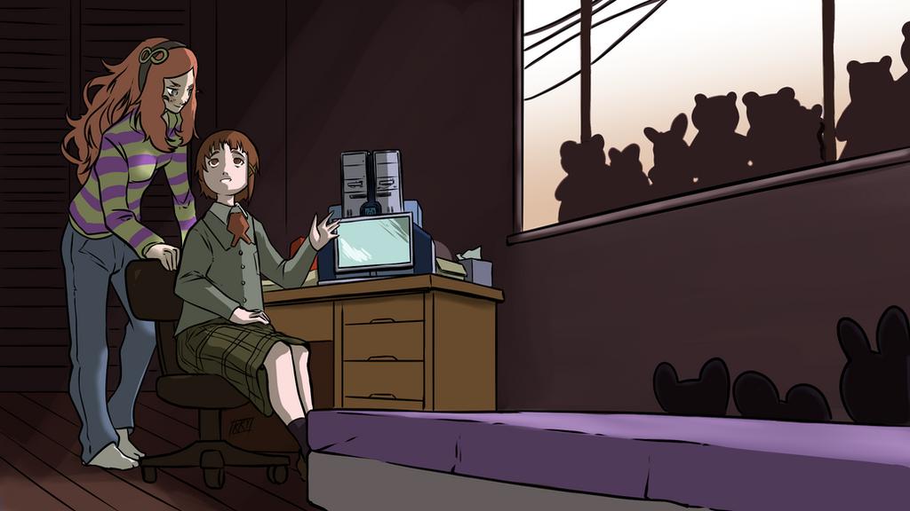 Gamer girl 3 - 2 part 4