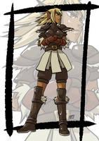 Commission: Skinwalker by KukuruyoArt