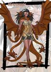 Herensuge monster girl