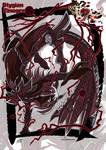 Stygian Zinogre monster girl
