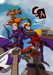 Guild adventure chapter 16 cover by KukuruyoArt