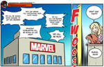 Gamergate Triggerhappy: Marvel comics