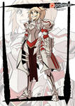 Fate apocrypha: Mordred
