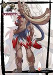 Gammoth monster girl