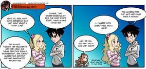 Gamergate triggerhappy: Dark feminist confessions by KukuruyoArt
