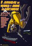 Santander manga convention poster