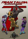 Team Talon blasts off again